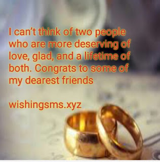 marriage wishes for friend