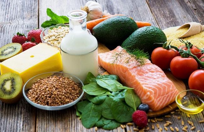 Healthy food consumption