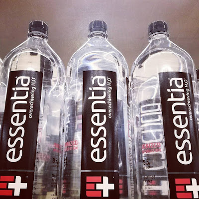 Essentia ionized alkaline overachieving H2O my favorite water
