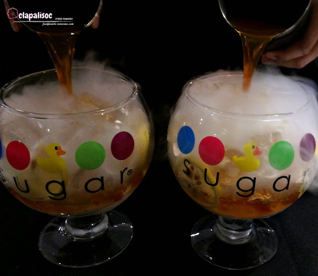 Goblet drinks at Sugar Factory PH
