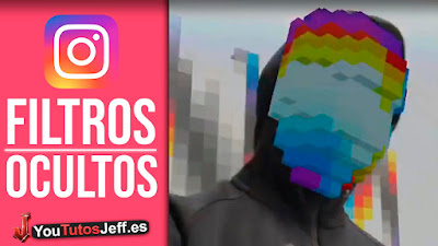 Activa FILTROS OCULTOS Instagram