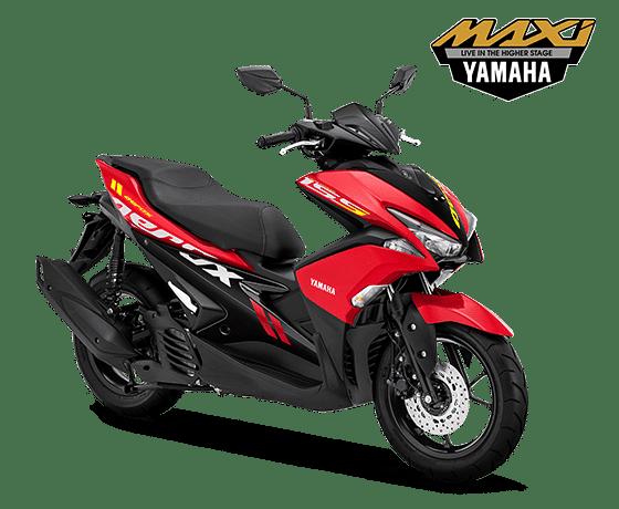 Spesifikasi, Fitur, dan Warna Yamaha Aerox 155 VVa