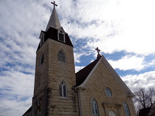 Western Kansas Catholic church