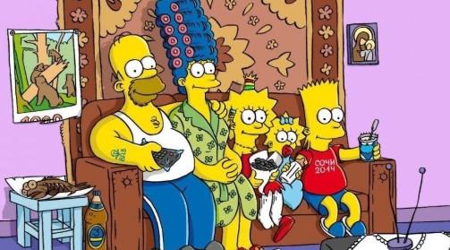 Симпсоны лучшее