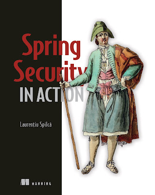 best book to learn Spring Security for java developers