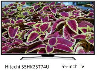 Hitachi 55HK25T74U TV