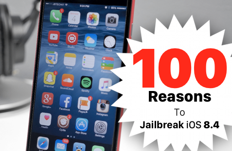 Top 100 Reasons Why Jailbreak Your iPhone