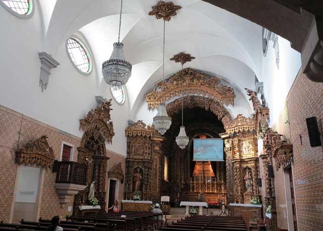Igreja de Nossa Senhora da Apresentação, Aveiro