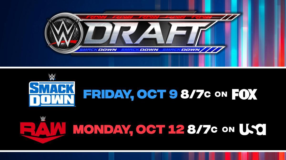 Duas estrelas de topo do WWE NXT poderão ser promovidos ao plantel principal no Draft