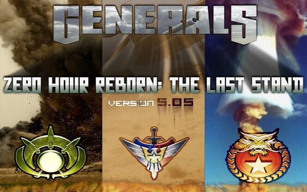 مود Reborn 5 للجنرال زيرو