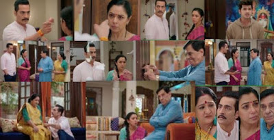 """Anupamaaa 30th November 2020 Episode Written Update """"Hasmukh Transfer House On Anupamaa's Name Vanraj Gets Insulted Again """""""