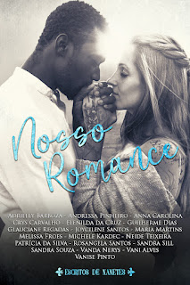 Livro Nana Pauvolih - Nosso Romance - Interracial