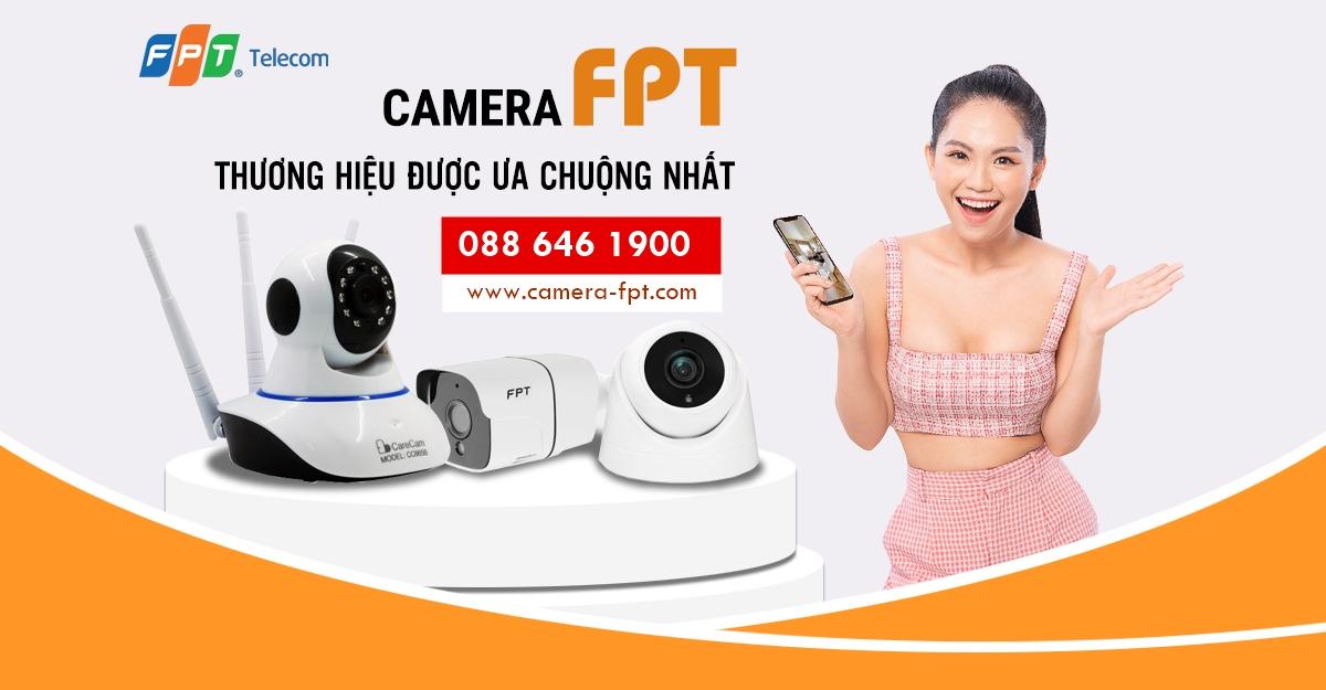 Giá bán Camera FPT trên thị trường - Cập nhật mới nhất 2021