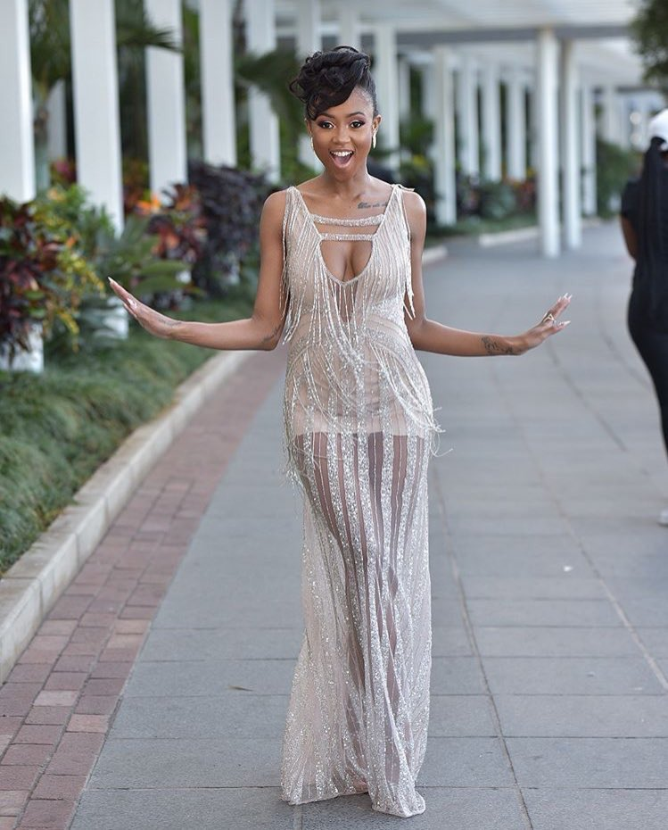 #VDJ2018 20 pictures Mzansi celebs flaunting fashion at Vodacom Durban July 2018 - The Edge Search