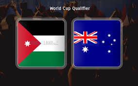 مشاهدة مباراة الأردن وأستراليا