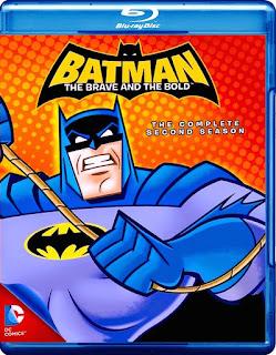 Batman, el Valiente – Temporada 2 [2xBD25] *Con Audio Latino, no subs