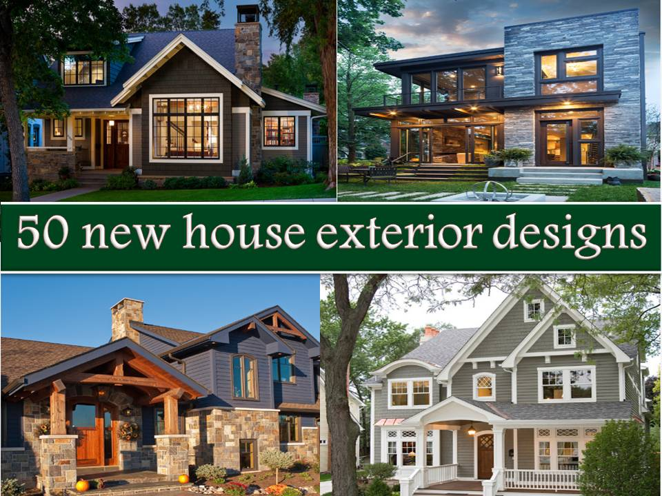 50 Contemporary Eclectic Modern And Traditional House Exterior Designs Bahay Ofw