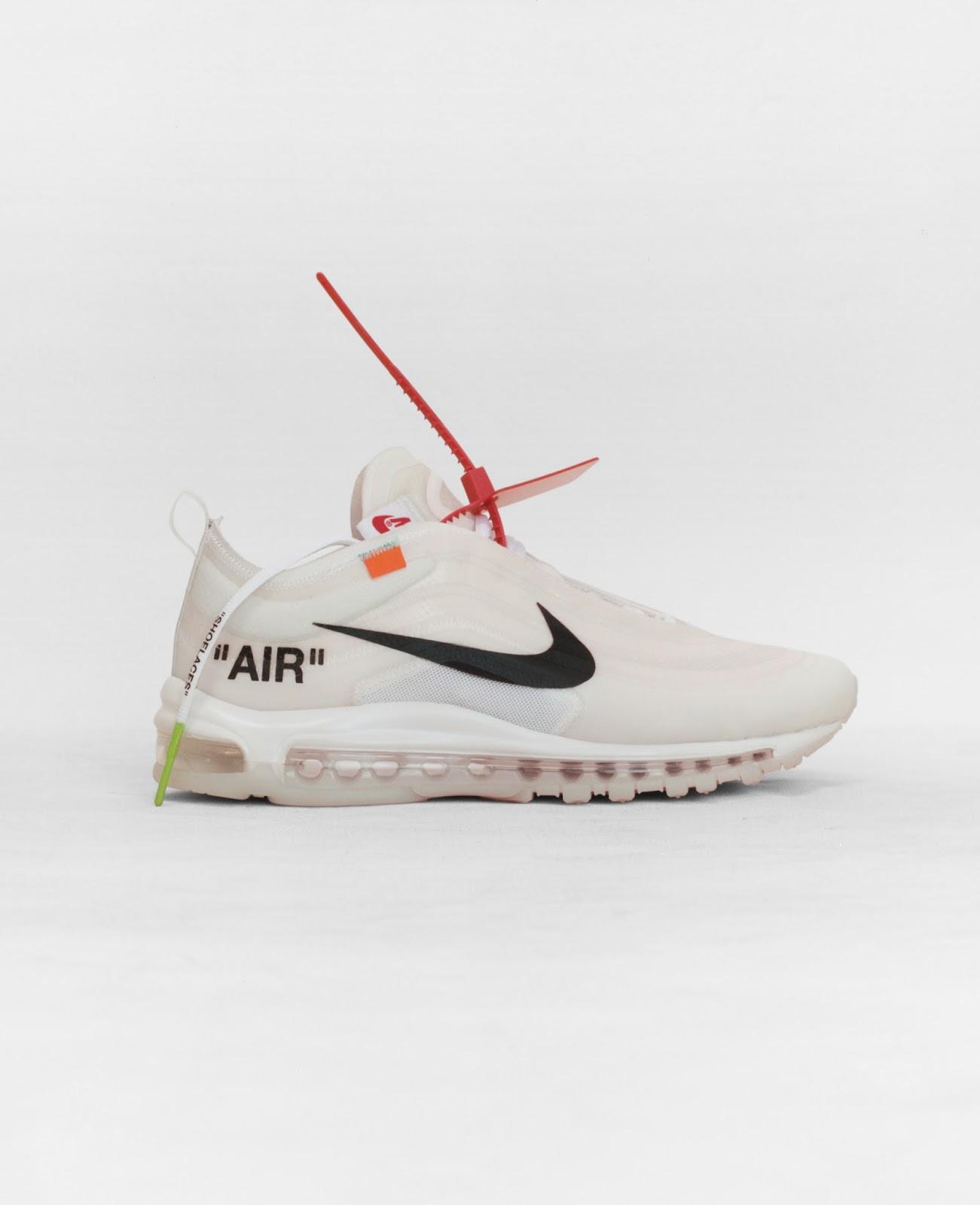 Kicks Off! The Sneaker Blog: Virgil Abloh (OFF WHITE) x