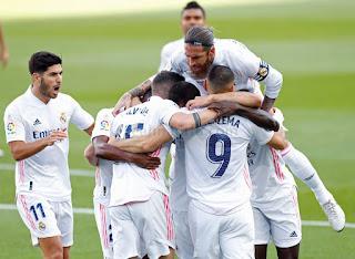 Crónica Barcelona 1 Real Madrid 3: Golpe en la Mesa de La Liga