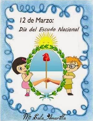Día del escudo argentino