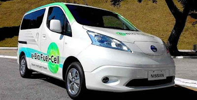 Nissan eletrico sem bateria