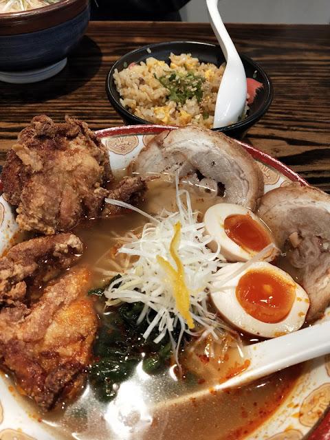 Chicken Ramen - Oreryu Shio