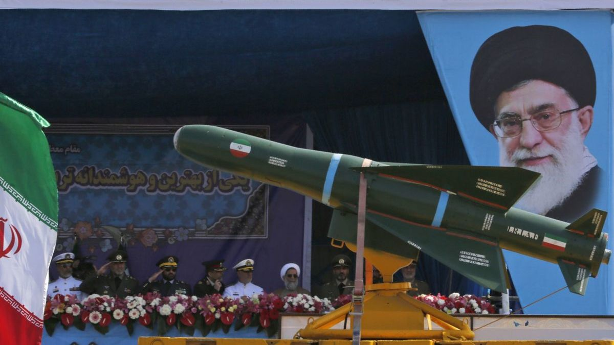 Iranian Missile Technology Is A 'Thorn Bush' For US