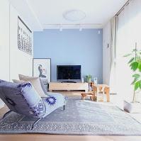 Interior color idea for small apartment
