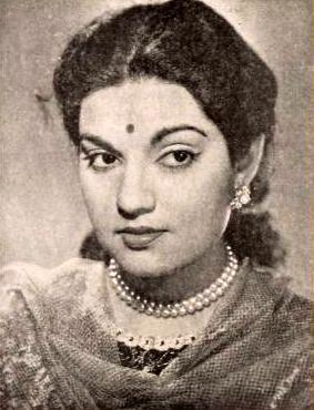 Munawar Sultana in 1949 film Sabak
