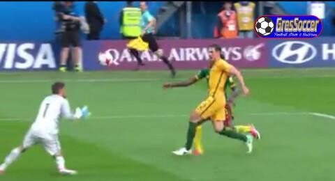 hasil kamerun vs australia