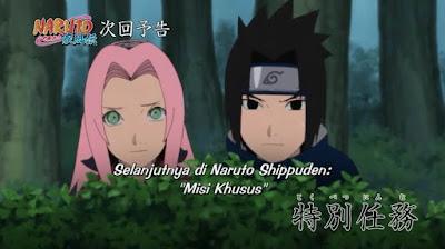 Naruto Shippuden Episode 469 Subtitle Indonesia