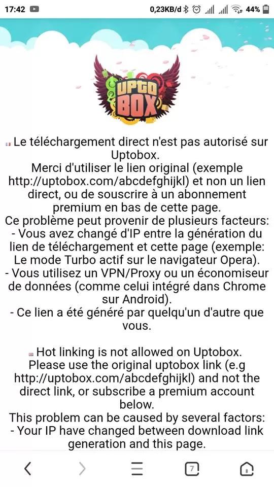 Uptobox Bypass