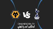 مشاهدة مباراة توتنهام وولفرهامبتون القادمة على كورة اون لاين في بث مباشر يوم 22-09-2021 في كأس الرابطة الإنجليزية