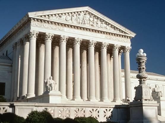 what are landmark supreme court cases