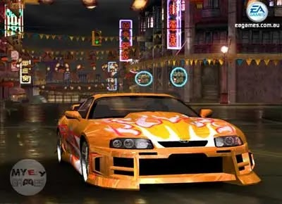 أحداث لعبة 1 Need for Speed Underground للحاسوب