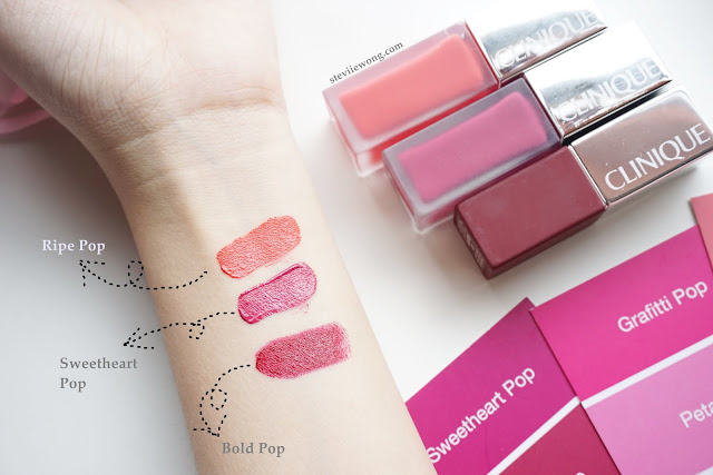 Clinique Matte Lipstick Colors