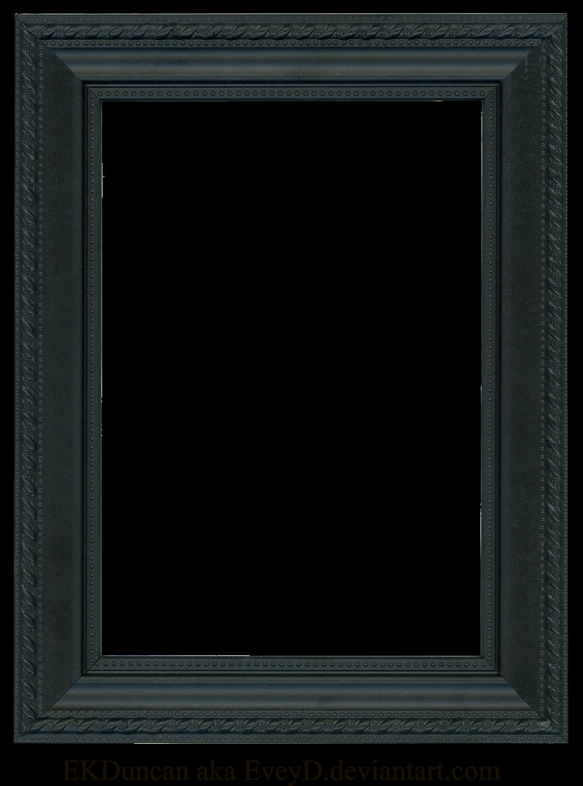 black wood frame png - photo #15