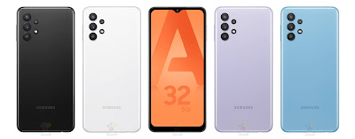 Samsung Galaxy A32 5G สมาร์ทโฟน 5G เริ่มต้นจาก Samsung เปิดตัวในไทยแล้วเพียง 9,999.- กับขุมพลัง Mediatek Dimensity 720