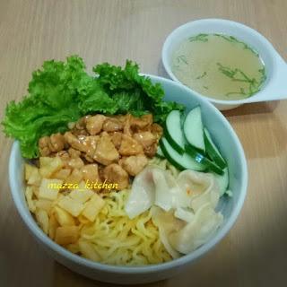 Ide Resep Masak Mie Ayam Pangsit
