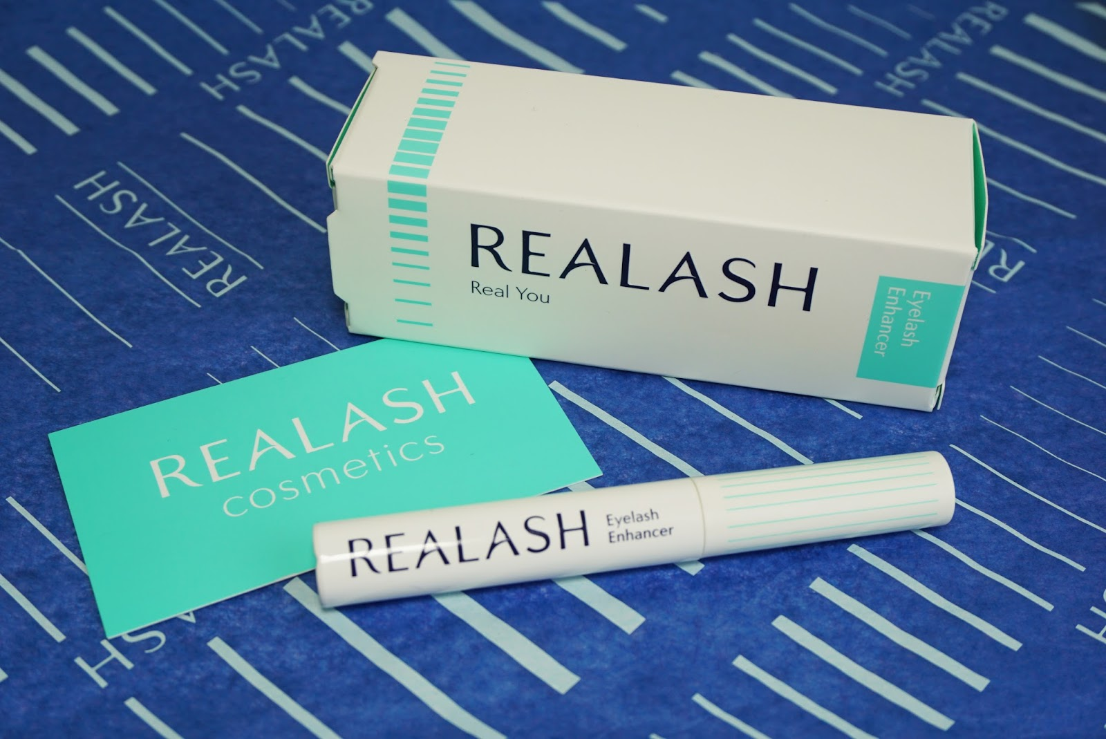 REALASH - Wimpernserum Mint Edition