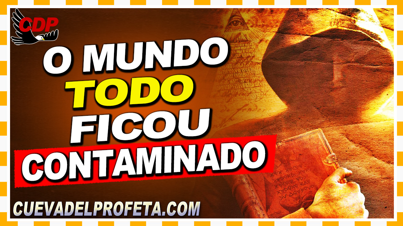 O mundo todo ficou contaminado - William Marrion Branham