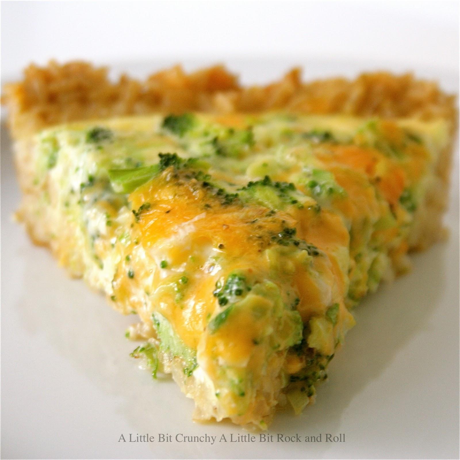 A Little Bit Crunchy A Little Bit Rock and Roll: Broccoli ...