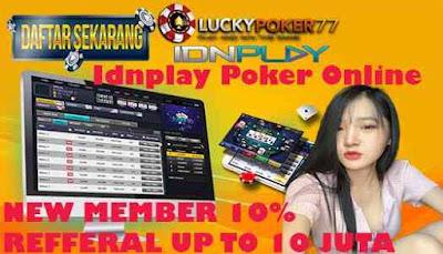 Idnplay Poker Online