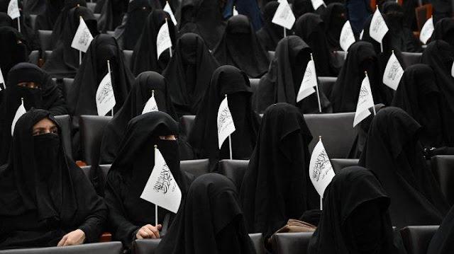 Aturan Baru Pelajar Wanita Afghanistan, Taliban: Kelas Dipisah, Guru Pria Mengajar dari Balik Tirai