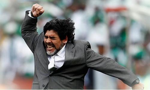 Football News: Football Genius: Diego Maradona