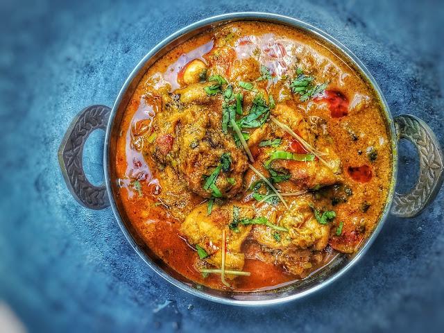 Chicken Lahori or Lahori Chicken or Murgh Lahori Recipe - FoodLifes