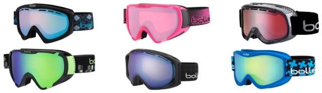 Ski Goggles Bolle