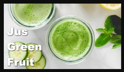 Jus Green Fruit
