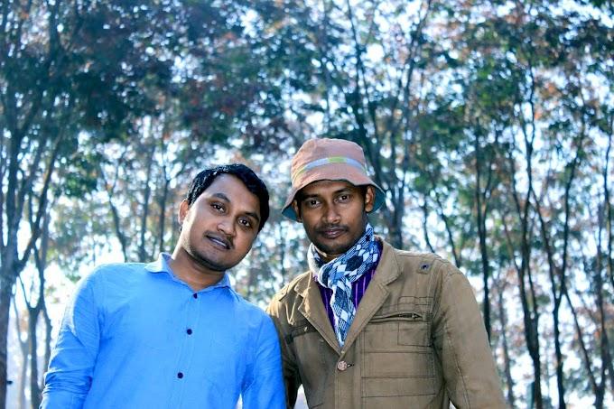 Shamshernagar Tea Garden Journey-শমশেরনগর চা বাগান ভ্রমন-2017
