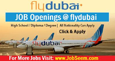 FlyDubai Careers Recruitment Opportunity Latest Job Openings and Hiring in Dubai, UAE 2020
